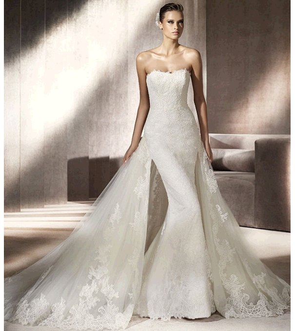 photo of Pronovias Wedding Dresses: the 2012 Costura Bridal Collection