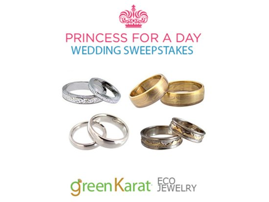 Tame your royal wedding fever with a giveaway fit for a princess