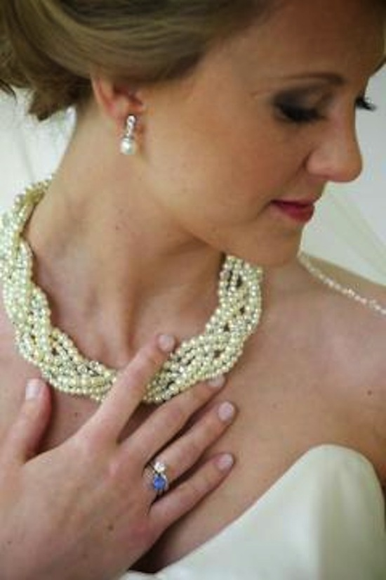 Handmade Wedding Jewelry by AB Bling