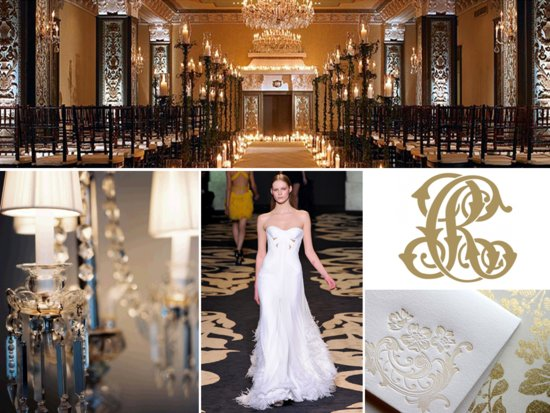 Wedding decor and style inspired by the royal wedding