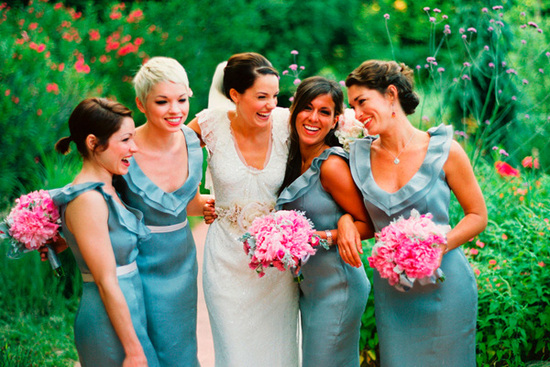 What should you expect from your bridal party? Learn from the experts!