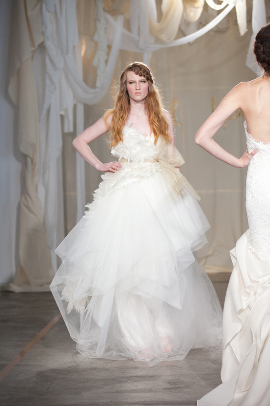 photo of Wedding Dress Collection by Project Runway's Carol Hannah