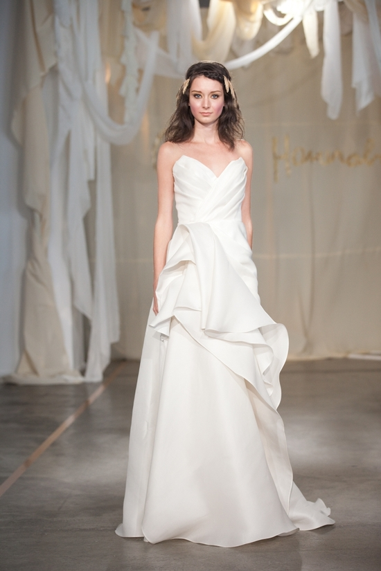 Ethereal wedding dresses on onewed for Romantic ethereal wedding dresses