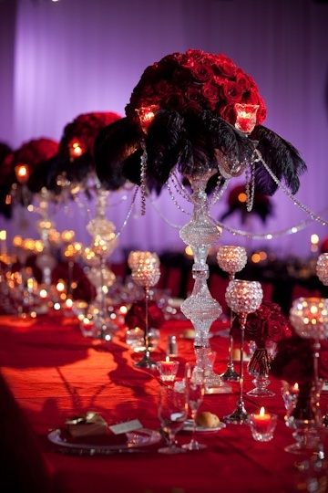 photo of Some Like It Classic Wedding Design