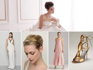 photo of A Different Type of Running of the Brides: Gilt's Wedding Shop is Here!