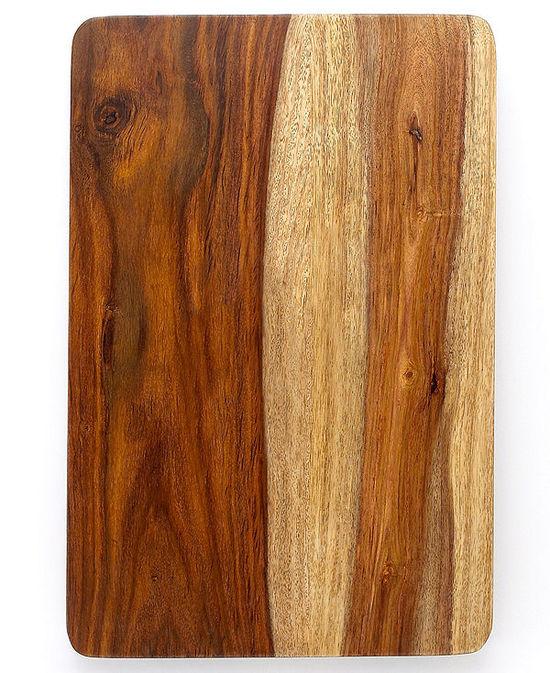 photo of Martha Stewart Collection Sheesham Wood Cutting Board