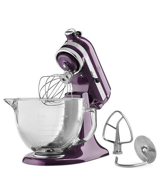 photo of KitchenAid KSM155 5 Qt. Stand Mixer