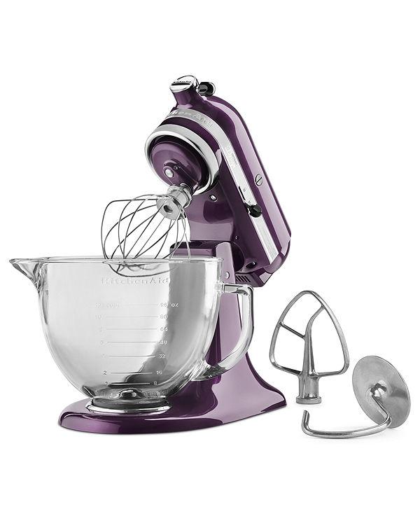 Kitchen Mixer Bride ~ Kitchenaid ksm qt stand mixer onewed