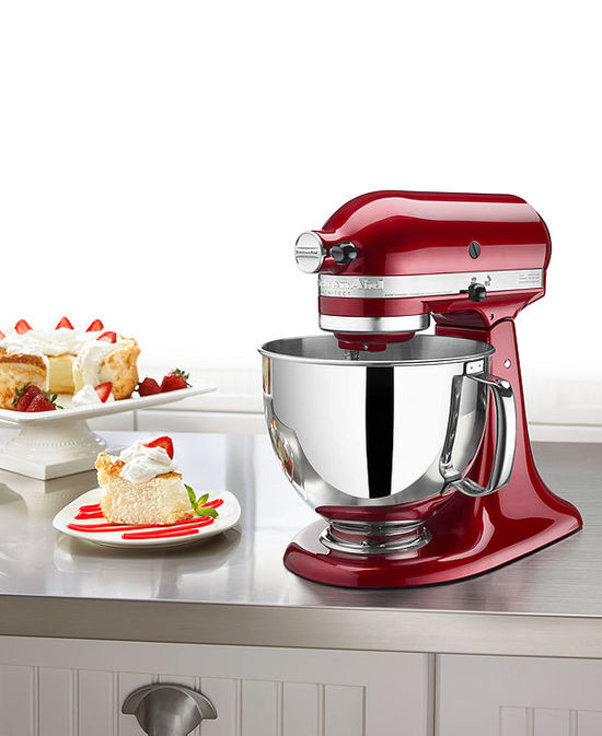 KitchenAid KSM150AP Architect 5 Qt. Stand Mixer