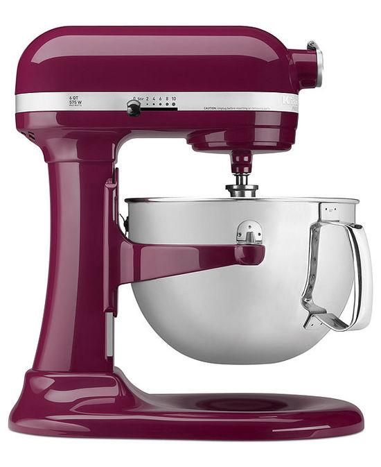 photo of KitchenAid KP26M1X Professional 600 6 Qt. Stand Mixer