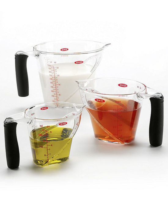 photo of OXO Angled Measuring Cup Set