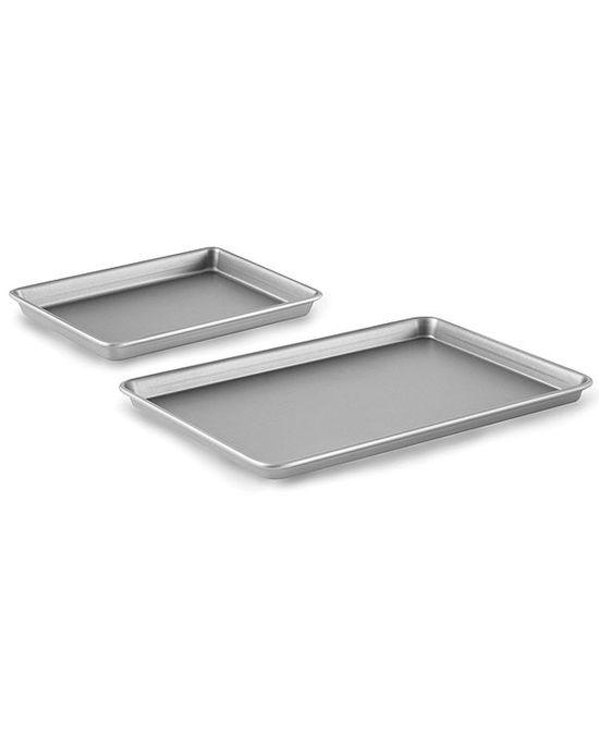 photo of Calphalon Nonstick Baking Sheet & Brownie Pan Set