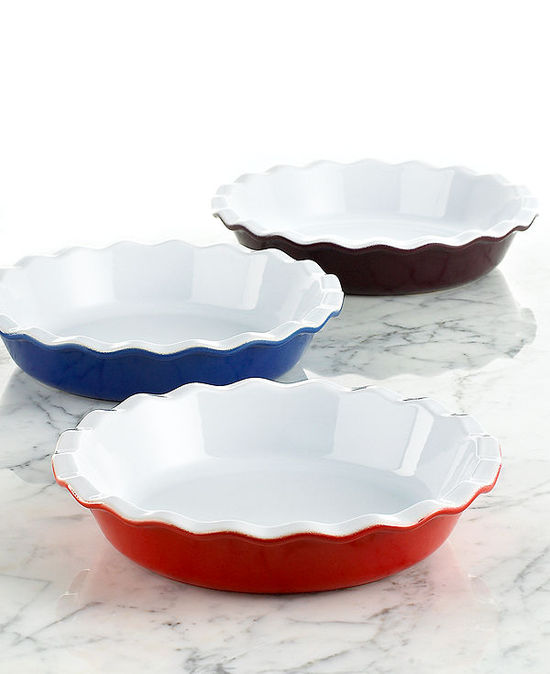"photo of Emile Henry Classics 9"" Pie Dish"