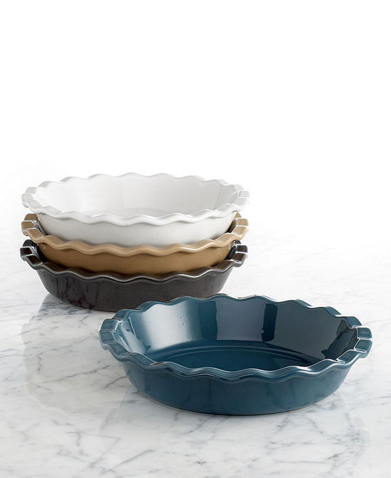 """photo of Emile Henry Natural Chic 9"""" Pie Dish"""