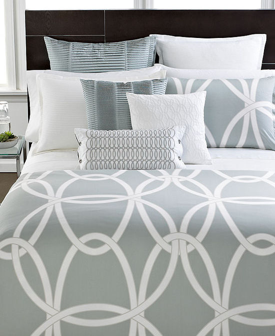 photo of Hotel Collection Modern Gate Bedding Collection