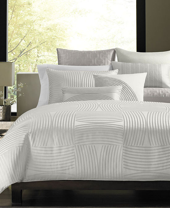 photo of Hotel Collection Luminescent Bedding Collection