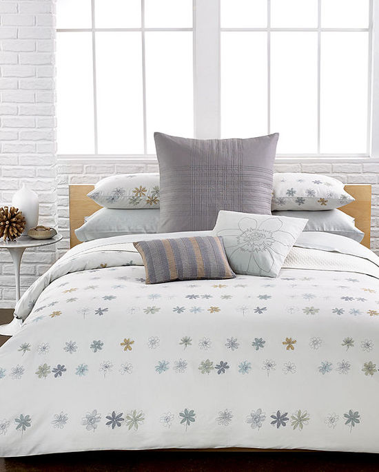 photo of Calvin Klein Palermo Comforter and Duvet Cover Sets