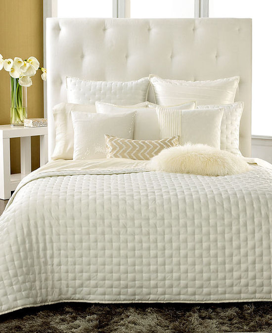 INC International Concepts Incline Quilted Coverlet Collection