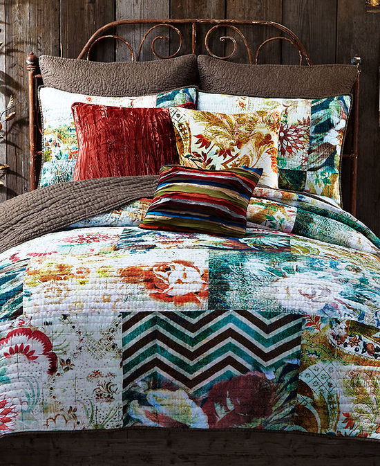 photo of Tracy Porter Bedding, Michaila Quilt Collection