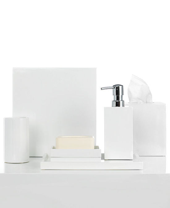 photo of Jonathan Adler Bath Accessories, Lacquer Collection