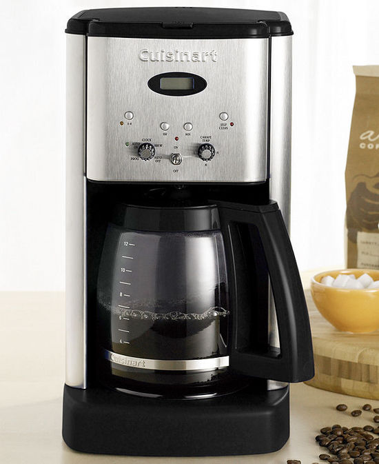 photo of Cuisinart DCC-1200 Coffee Maker, Brew Central 12-Cup