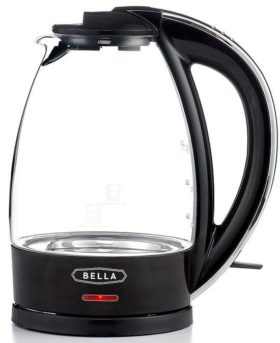 photo of Bella 13822 1.7L Glass Kettle