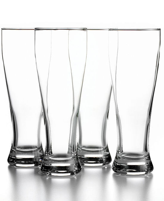 photo of The Cellar Glassware, Set of 4 Large Beer Glasses