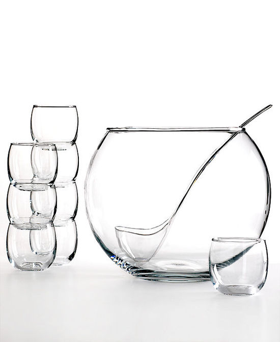 photo of The Cellar 10-Piece Punch Bowl Set