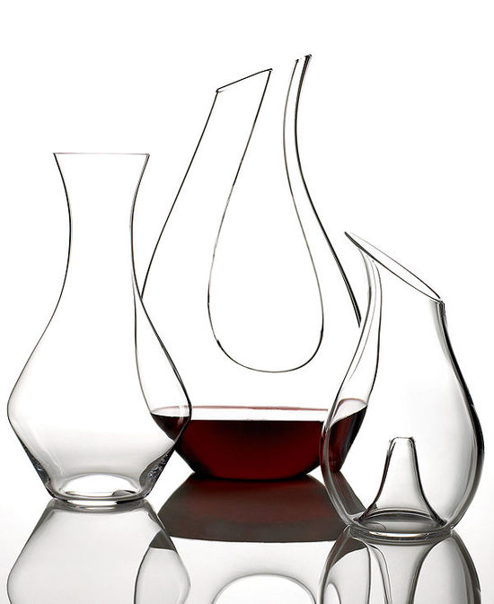 photo of Riedel Decanter Collection