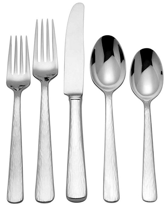 Reed & Barton Silver Echo Flatware Collection