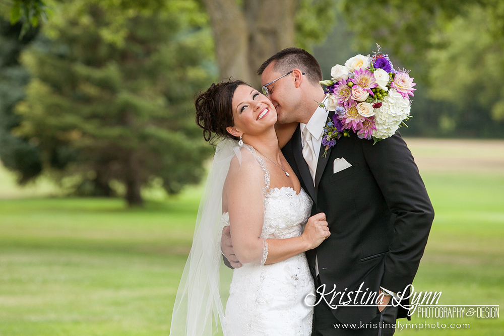 Wedding image by Kristina Lynn Photography & Design