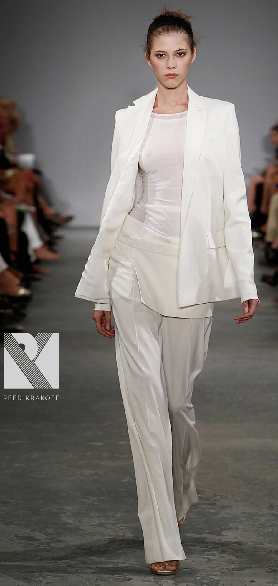 White-tailored-suit-bridal-style-trends-reed-krakoff.full