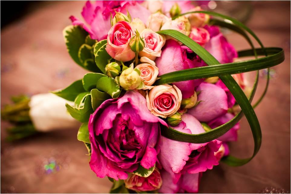 Romantic Bridal Bouquet Diy Wedding