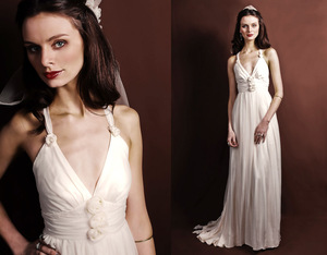 photo of Vintage-Inspired 2011 Wedding Dresses by Belle and Bunty