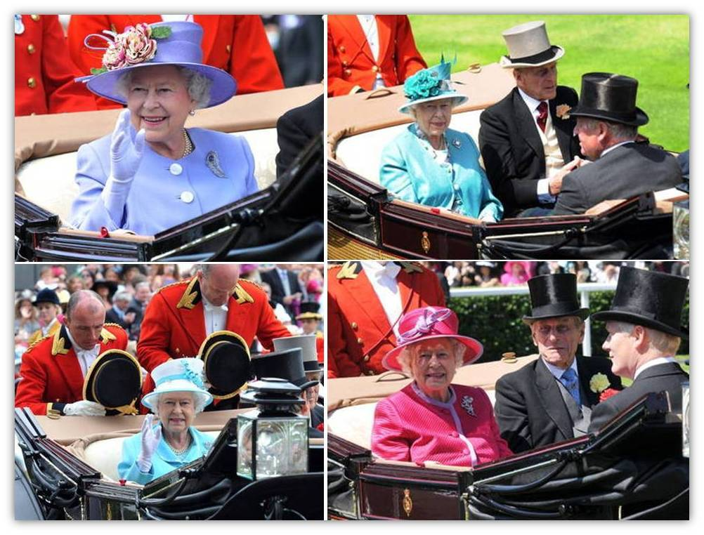 What color hat will the Queen of England wear to the royal wedding?