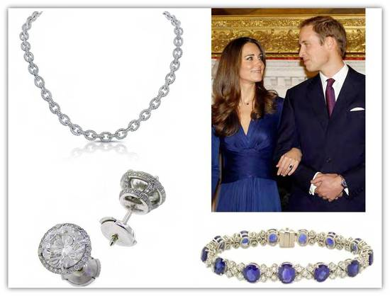Royal wedding update- what type of bling will Kate Middleton choose?