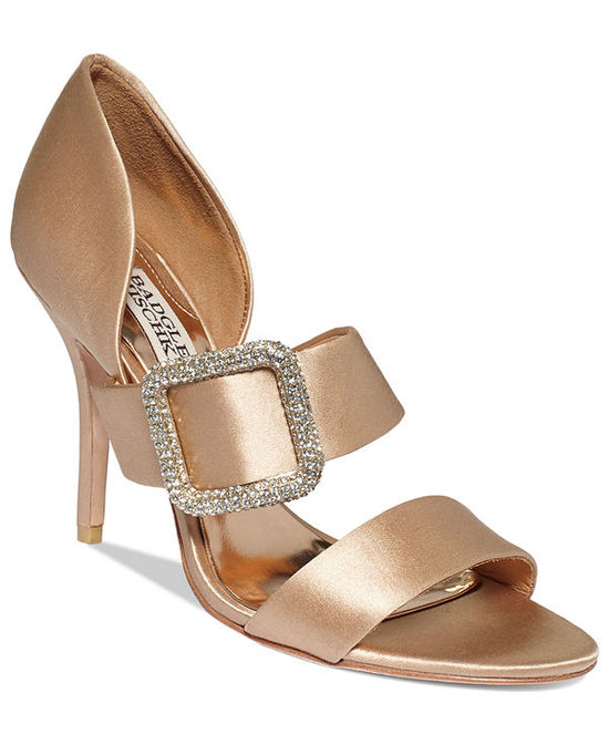 Badgley Mischka Tila Evening Sandals
