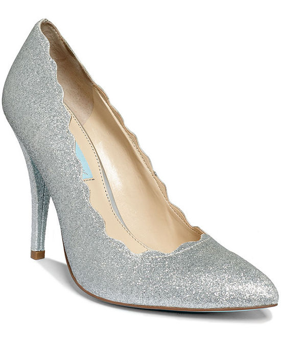 Blue by Betsey Johnson Altar Evening Pumps