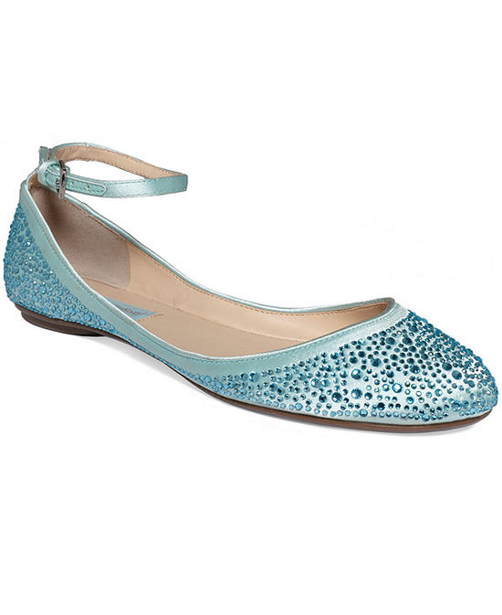Blue by Betsey Johnson Joy Evening Flats
