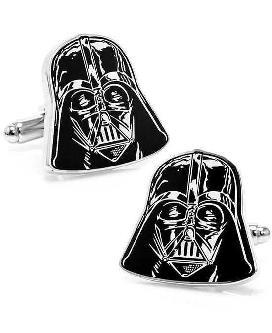 photo of Star Wars Darth Vader Head Cufflinks