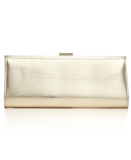Style &co. Carolyn Exotic Clutch