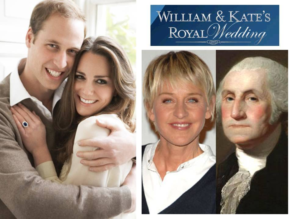 Kate Middleton and Prince William's royal wedding- new wedding details!