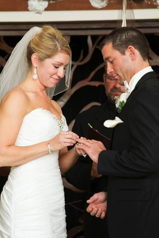 Amy and Joe Richter Ring Exchange