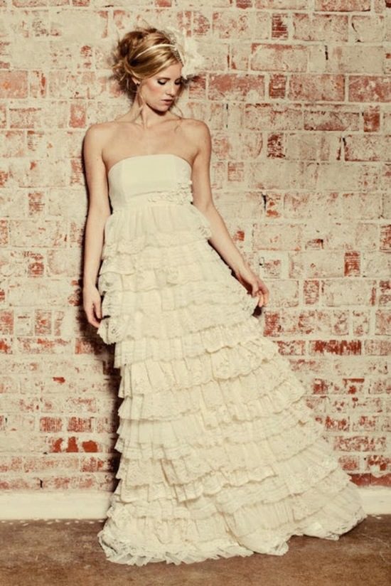 Kt Jean Indie Wedding Gown