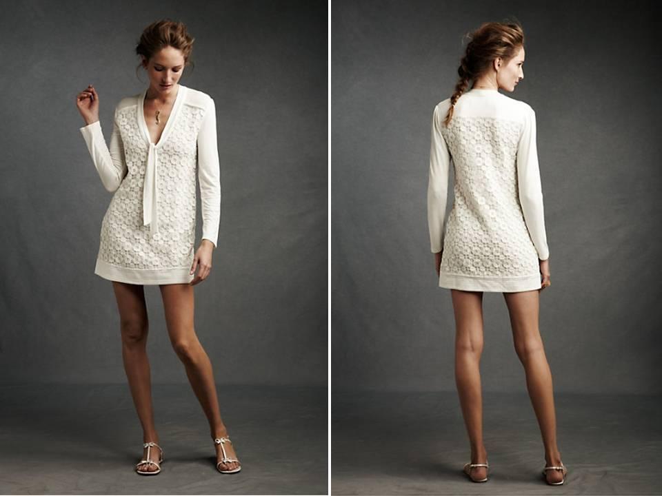 Bhldn-honeymoon-wedding-dress-crochet-short-bridal-frock.full