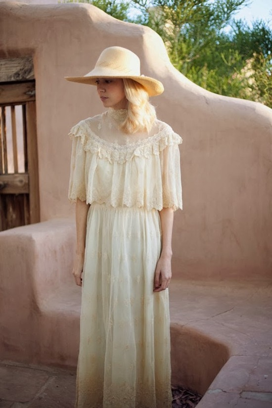 Prairie Revival Dress by Birdy James