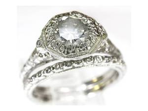 photo of Dazzling Engagement Rings: 21st Century Heirlooms