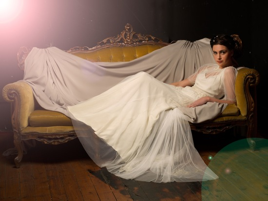 photo of Delphine by Sarah Janks Fall 2014 Collection