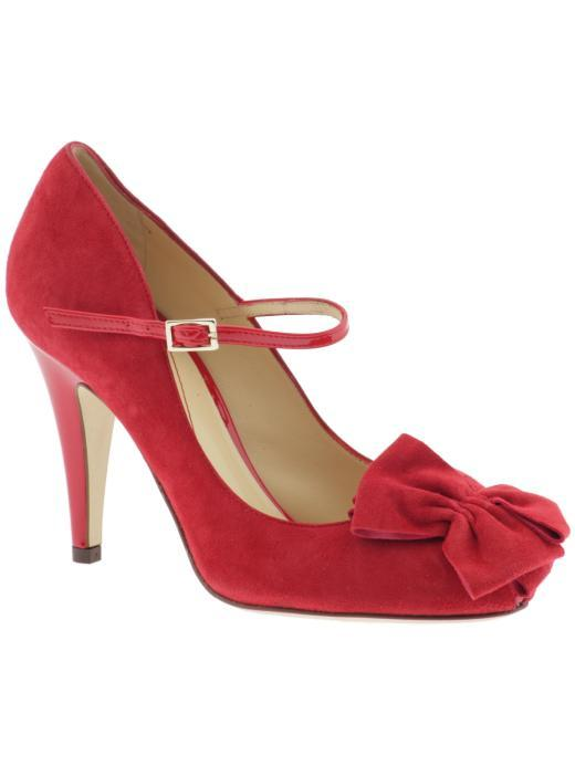Red-bridal-heels-kate-spade-suede-wedding-shoes-retro.full