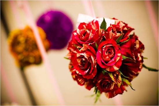 photo of DIY Wedding Flower Project: Create Floral Pomander Balls in 5 Steps